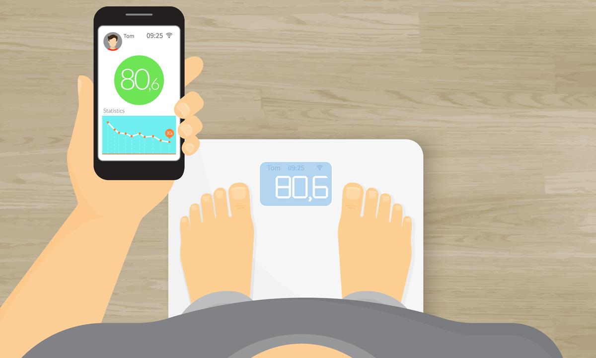 outils perte de poids