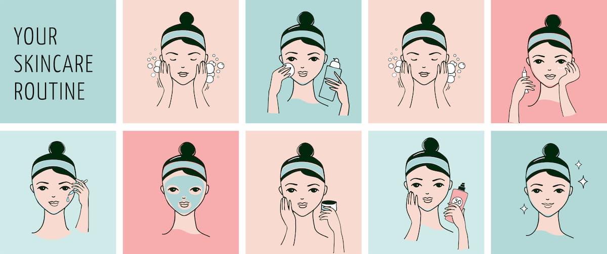 solution cosmétique peau