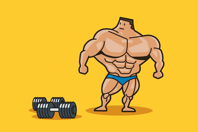 Panorama des solutions pour prendre du muscle
