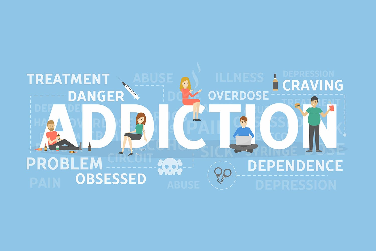 Panorama des solutions contre les addictions