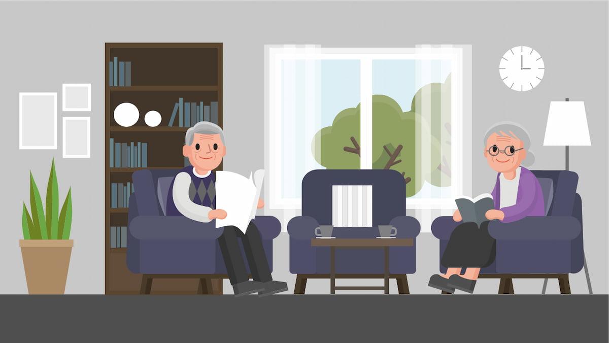 Les avantages d'une bonne maison de retraite à Groslay